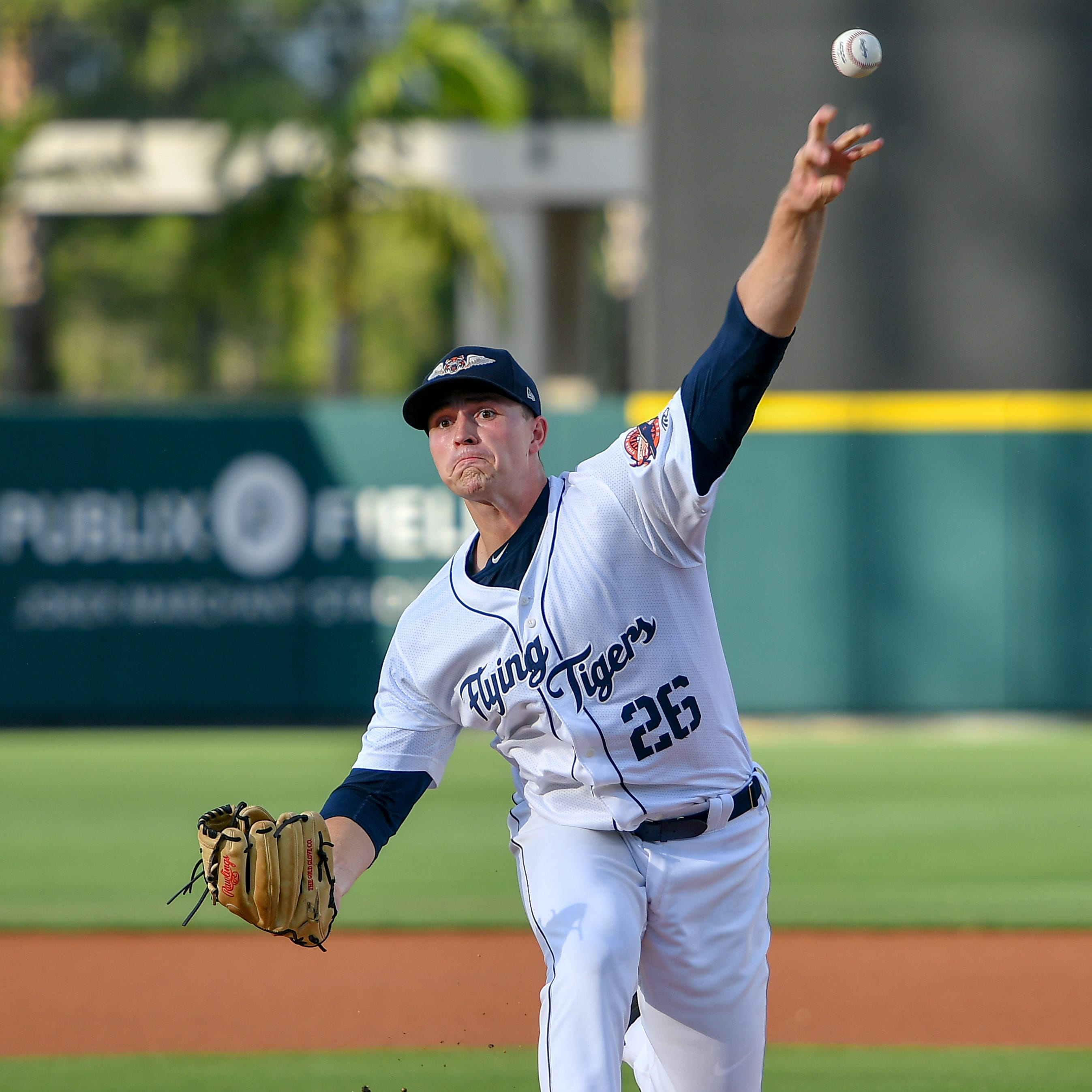 Meet Detroit Tigers lefty prospect Tarik Skubal, maybe the steal of 2018 draft
