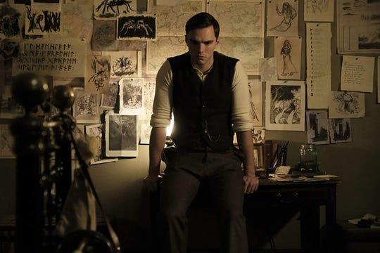 """Nicholas Hoult in """"Tolkien."""""""