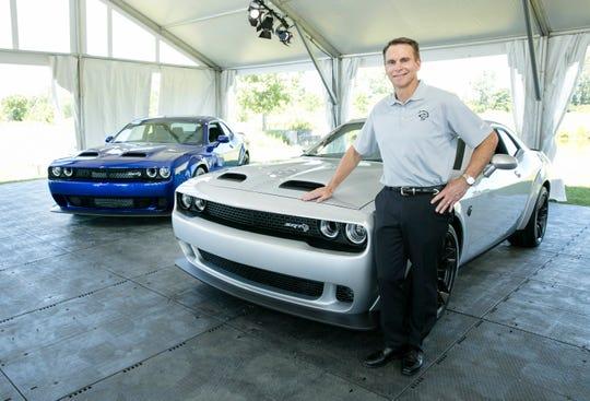 Steve Beahm, FCA head of passenger car brands , has retired.