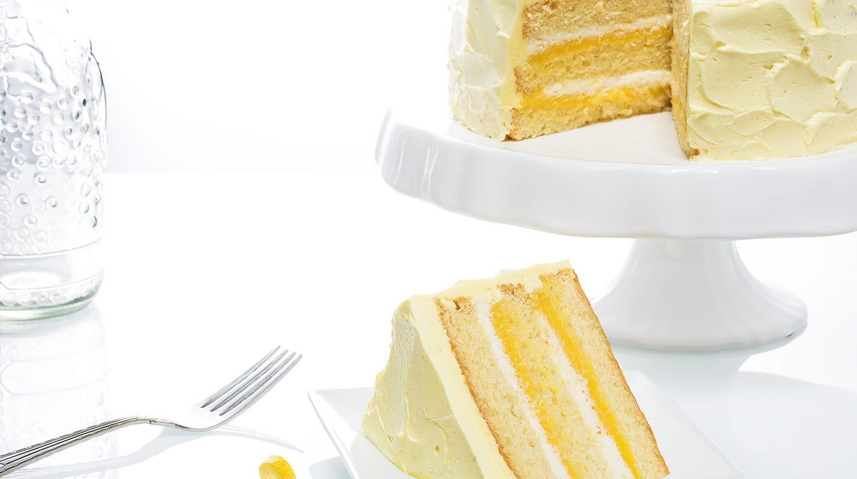 Detroit S Good Cakes And Bakes To Make Lemon Velvet Cake On Today