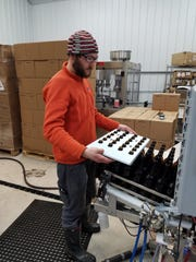 Nathan Ely was one of the first graduates of an innovative new winemaking apprenticeship program in Michigan