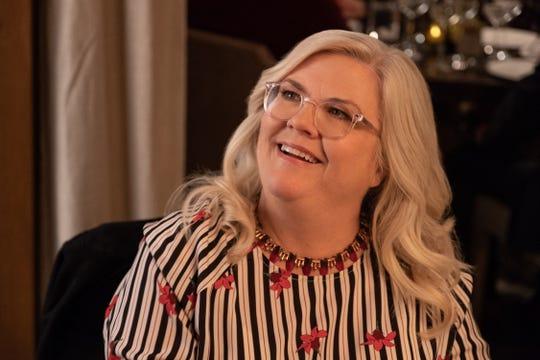 Paula Pell in Netflix's 'Wine Country.'