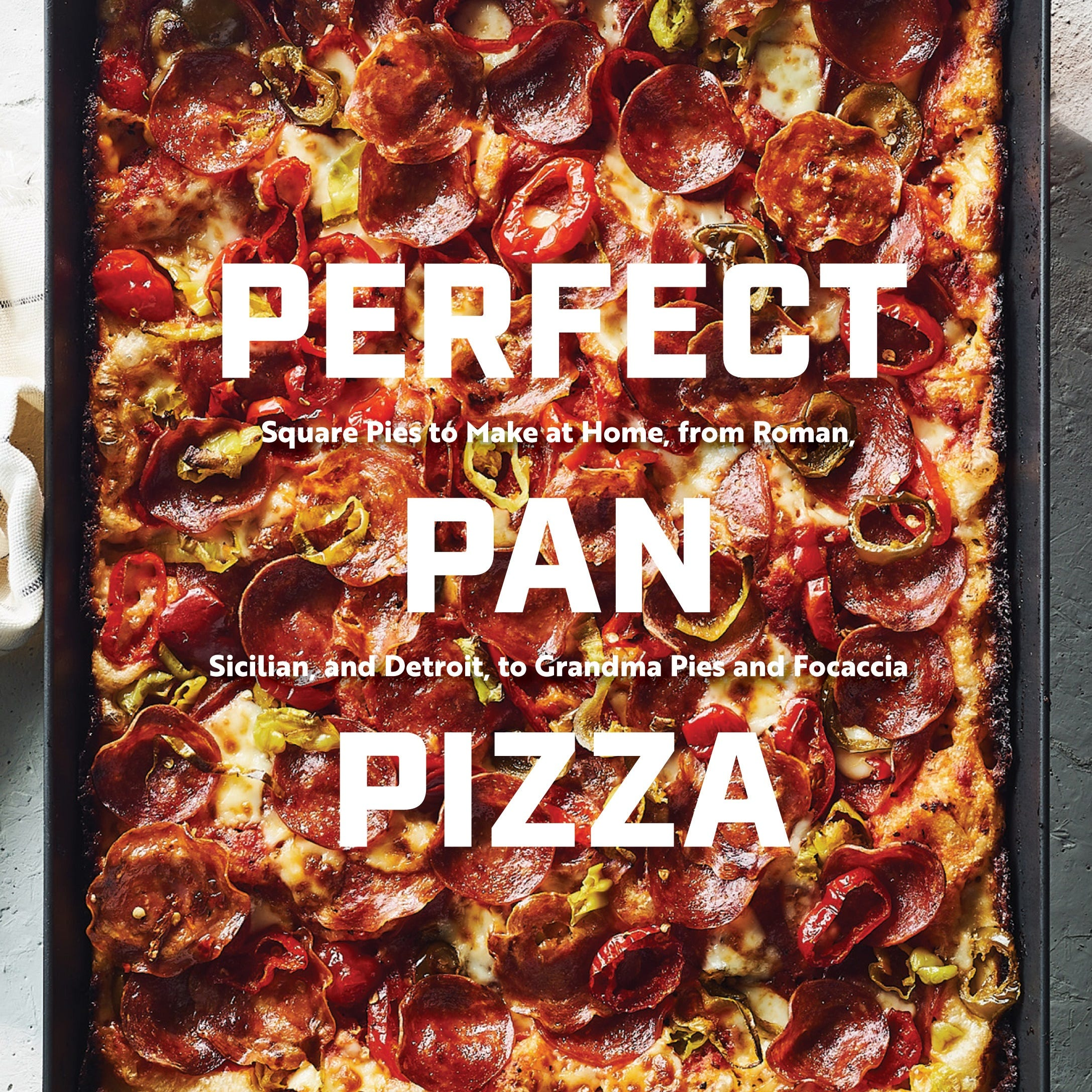 Bread expert highlights Detroit-style pizza in new cookbook