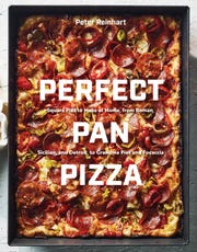 """Perfect Pan Pizza,"" hitting shelves Tuesday, features Detroit-style deep pan pizza."