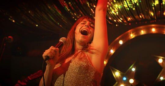"""Jessie Buckley in """"Wild Rose."""""""