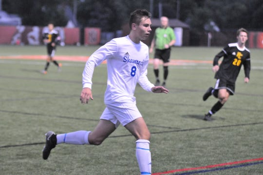 Josh Finnerty, who is a center back, played four years at Detroit Catholic Central. He will attend Division 3 Caltech in the fall.