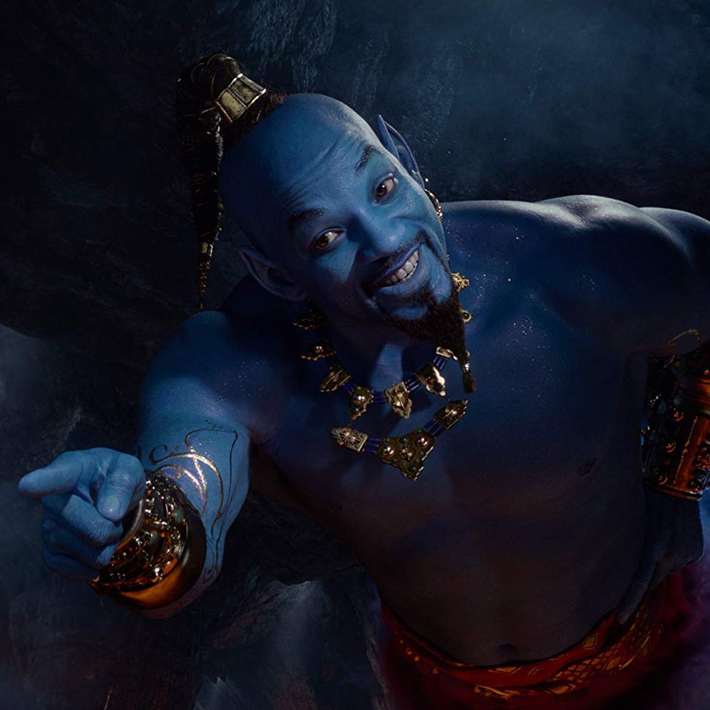 Review: Little magic in 'Aladdin' remake