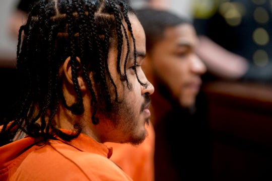 Jordan William Alexander is sentenced to life in prison without parole.