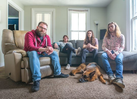 Narco Debut performs as part of Bled Fest in Howell on May 25.