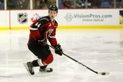 Defenseman Bowen Byram had 26 goals and 45 assists in 71 games for the Western Hockey League Vancouver Giants.