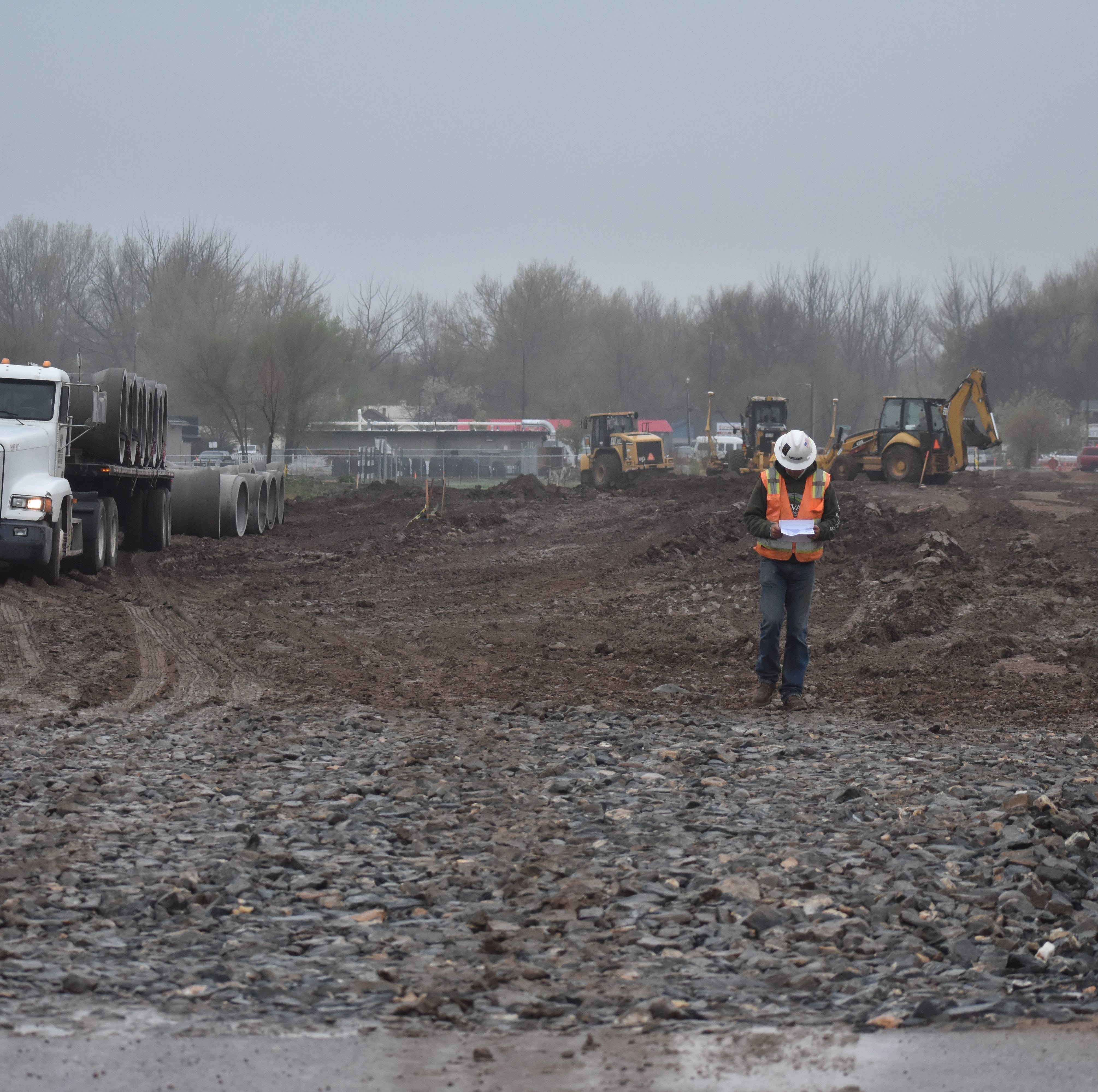 Fort Collins begins work on new east-west thoroughfare north of Poudre River