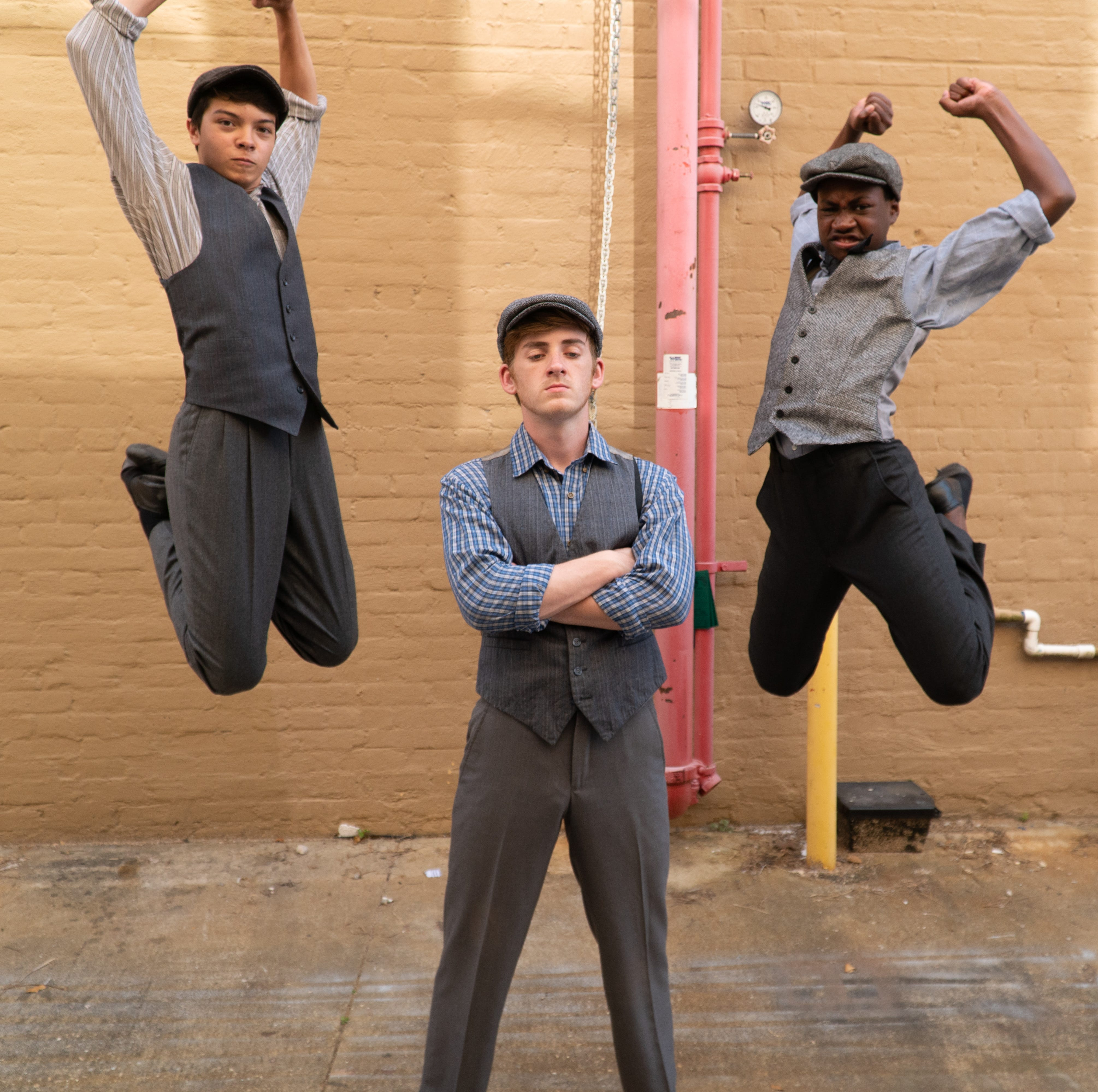 Broadway hit 'Newsies' comes to Florida Rep with 51 actors from all over SWFL