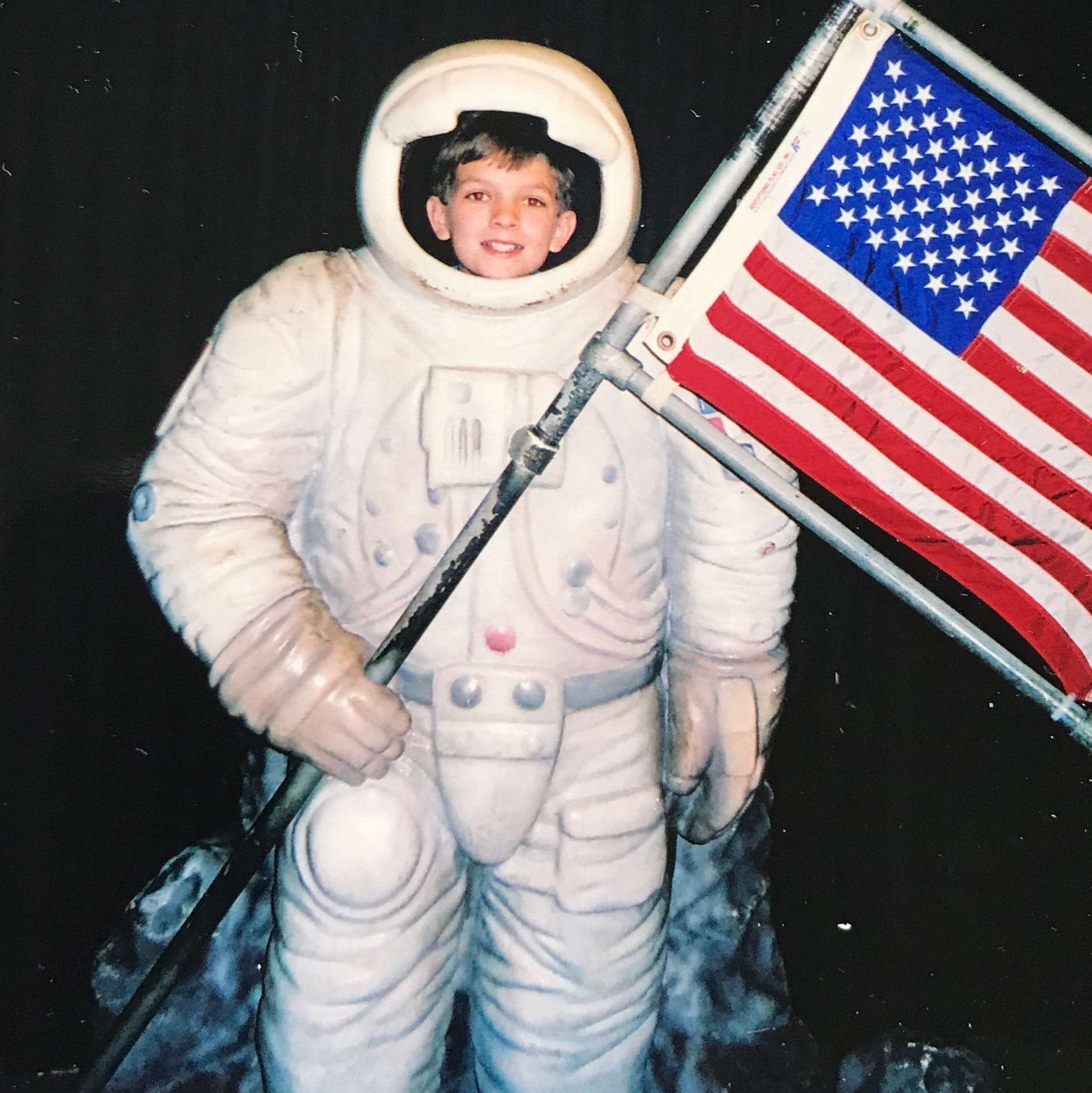 Former De Pere athlete Andrew Rose shoots for the stars, lands at NASA