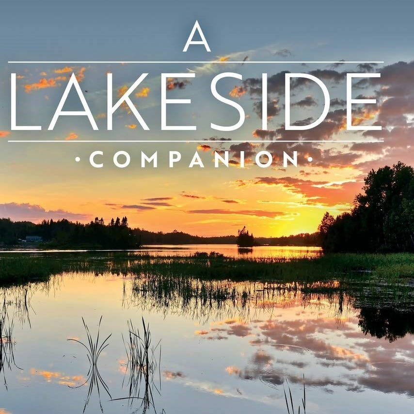 At the Brown County Library: Lakes, great and small
