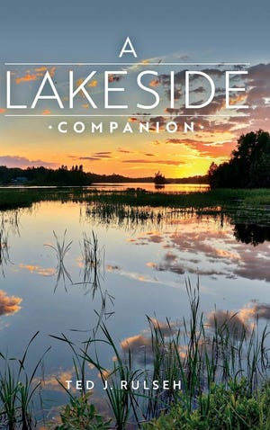 """""""A Lakeside Companion"""" by Ted Rulseh"""