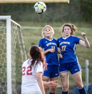 Eastside High School girls soccer hosted AC Flora for their semi-final playoff game, Monday, May 6, 2019, defeating them 1-0.