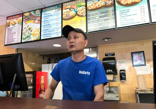 "Peter Yang, manager of Sakura Japanese Steak House in Honea Path, said he worked with Dayton Gayle Sellers, 18, of Donalds, the night before losing her life as a passenger with Savannah Hutchinson, of Honea Path in a Kia sedan, early Tuesday morning. ""I'm surprised. I'm so sad. Right now I can't believe it,"" Yang said."