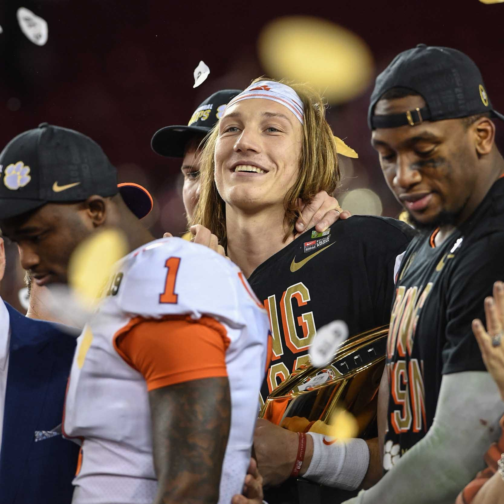 Past four seasons have changed everything for Clemson football