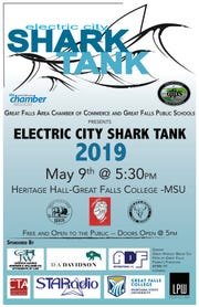 Six teams will compete in the 'Electric City Shark Tank,' this Thursday