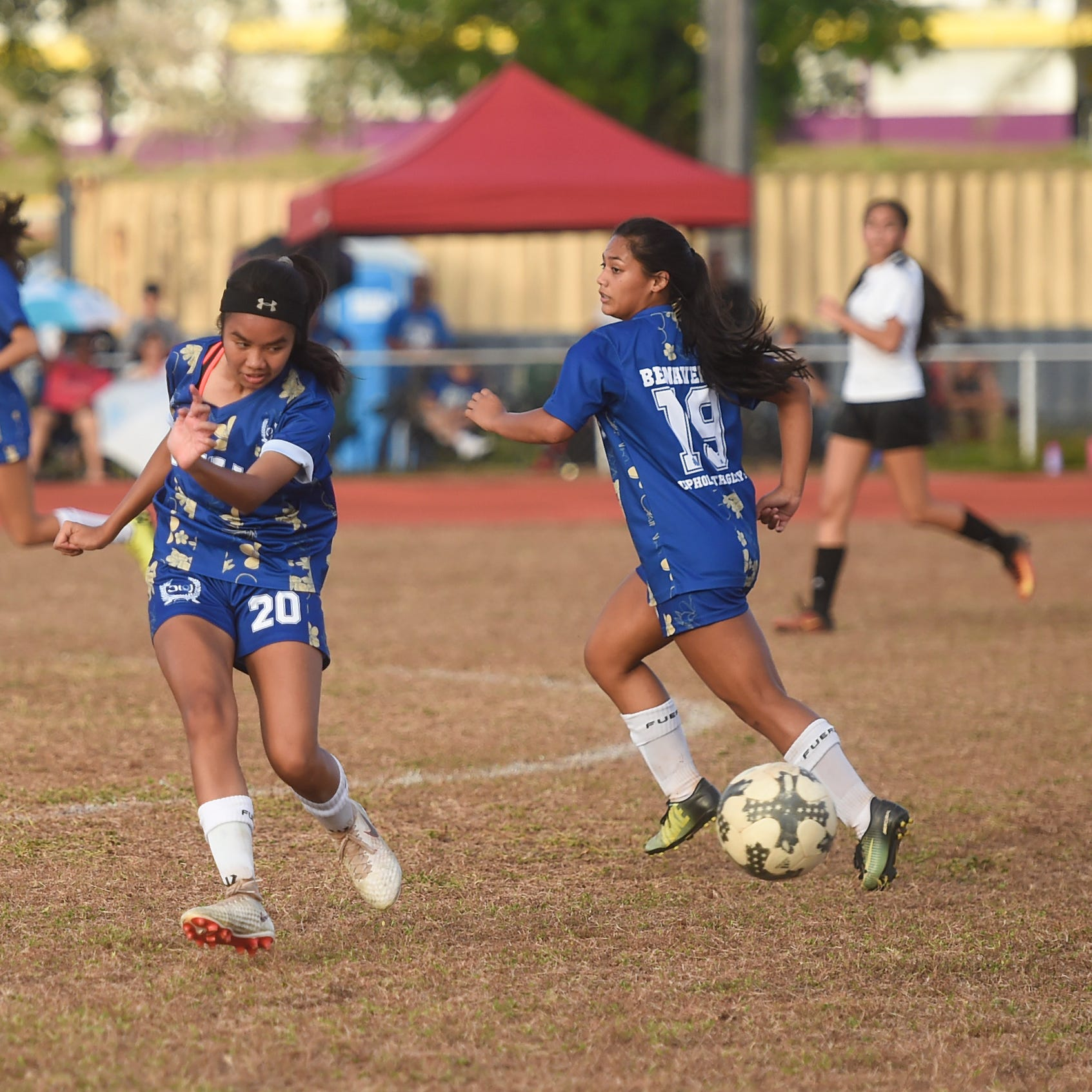 Four teams left in girls high school soccer playoffs