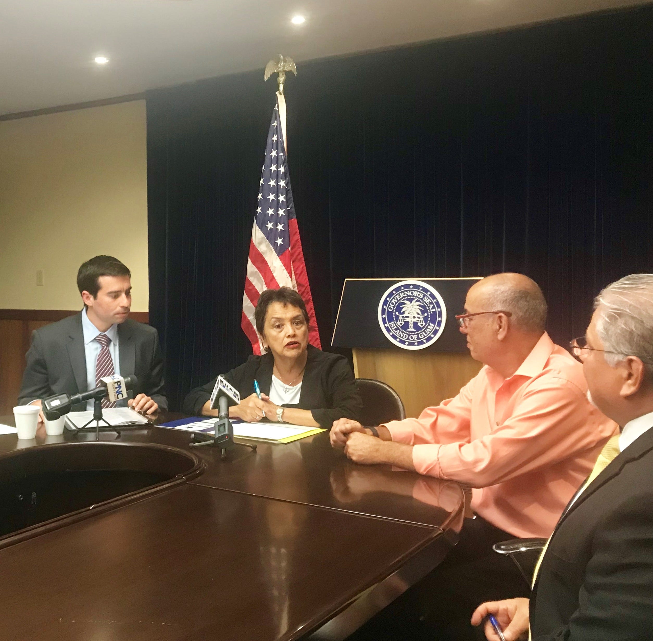 U.S. Dept. of Labor to provide resources to Guam