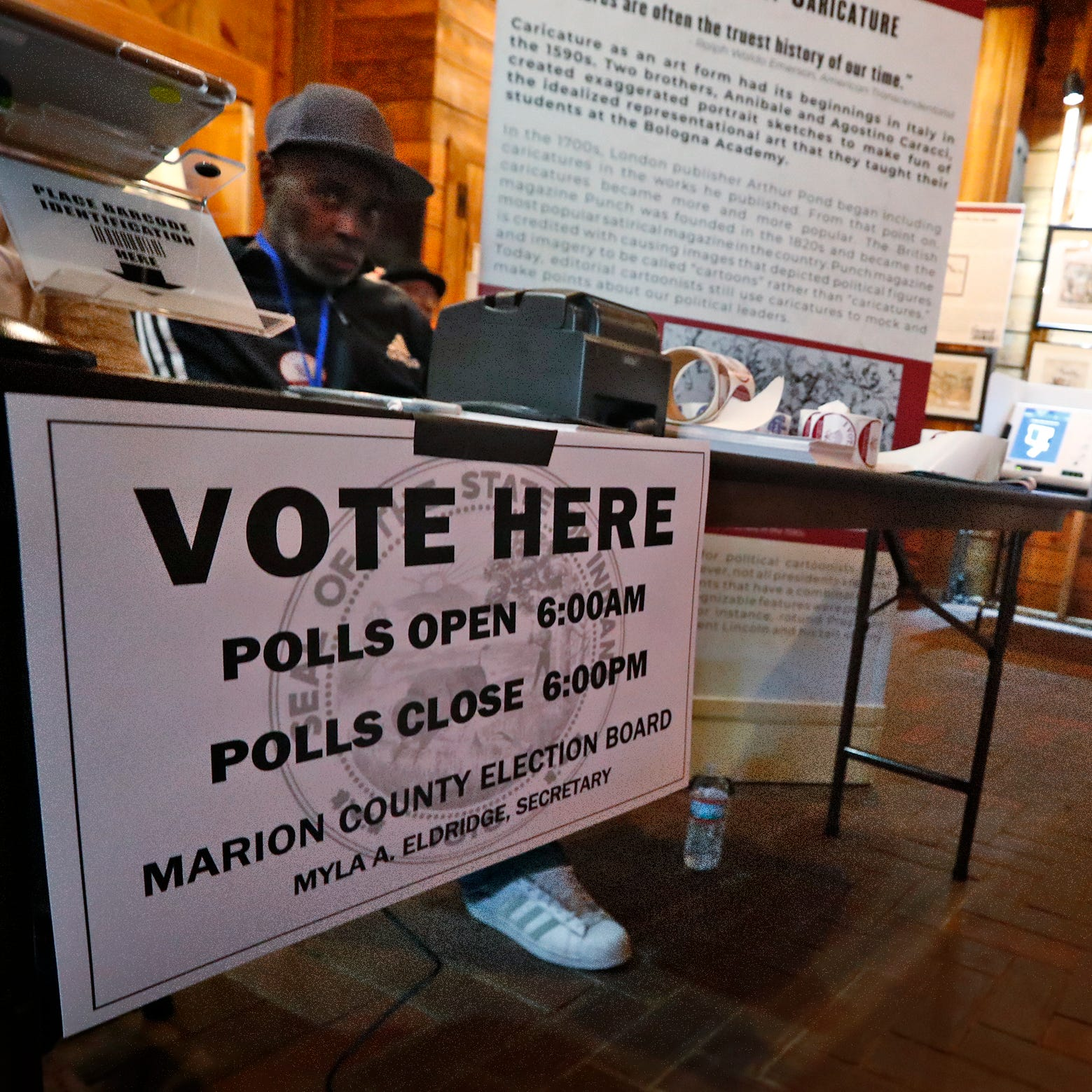 What you need to know about Indianapolis' primary election today