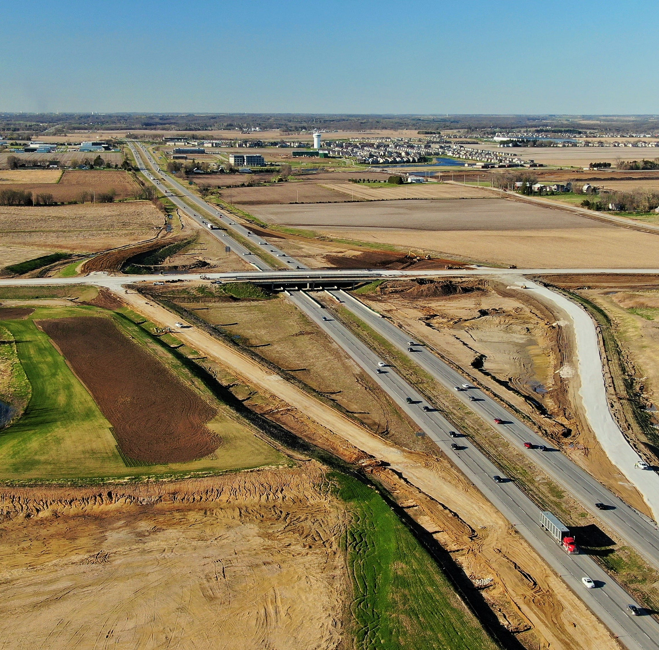 New I-380 exit at North Liberty prompts development interest
