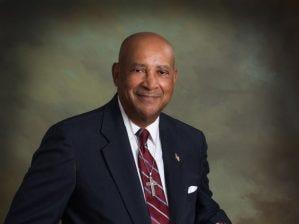 JMAA Commissioner Lucius Wright