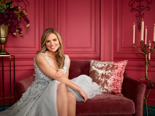 "Hannah Brown is on the hunt for her soul mate on ABC's ""The Bachelorette."""
