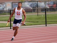 Harrison earns four podium finishes at boys state track meet