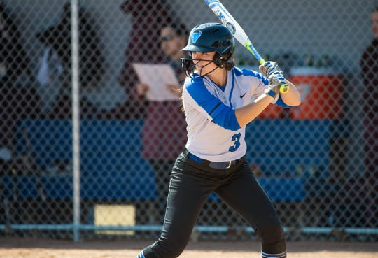 Former Lancaster standout and University at Buffalo freshman Alexis Matheney was named to the Mid-American Conference All-Freshman Team.