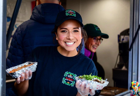 Regina's Food Truck owner Regina Guerra is one of several new participants in Howell Food Truck Tuesdays and the Howell Food Truck Rally. She specializes in authentic Mexican tacos and other cuisine from her birthplace.