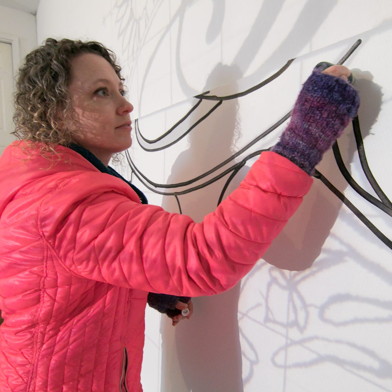 Muralists to paint downtown Howell buildings during Howell Art Project week