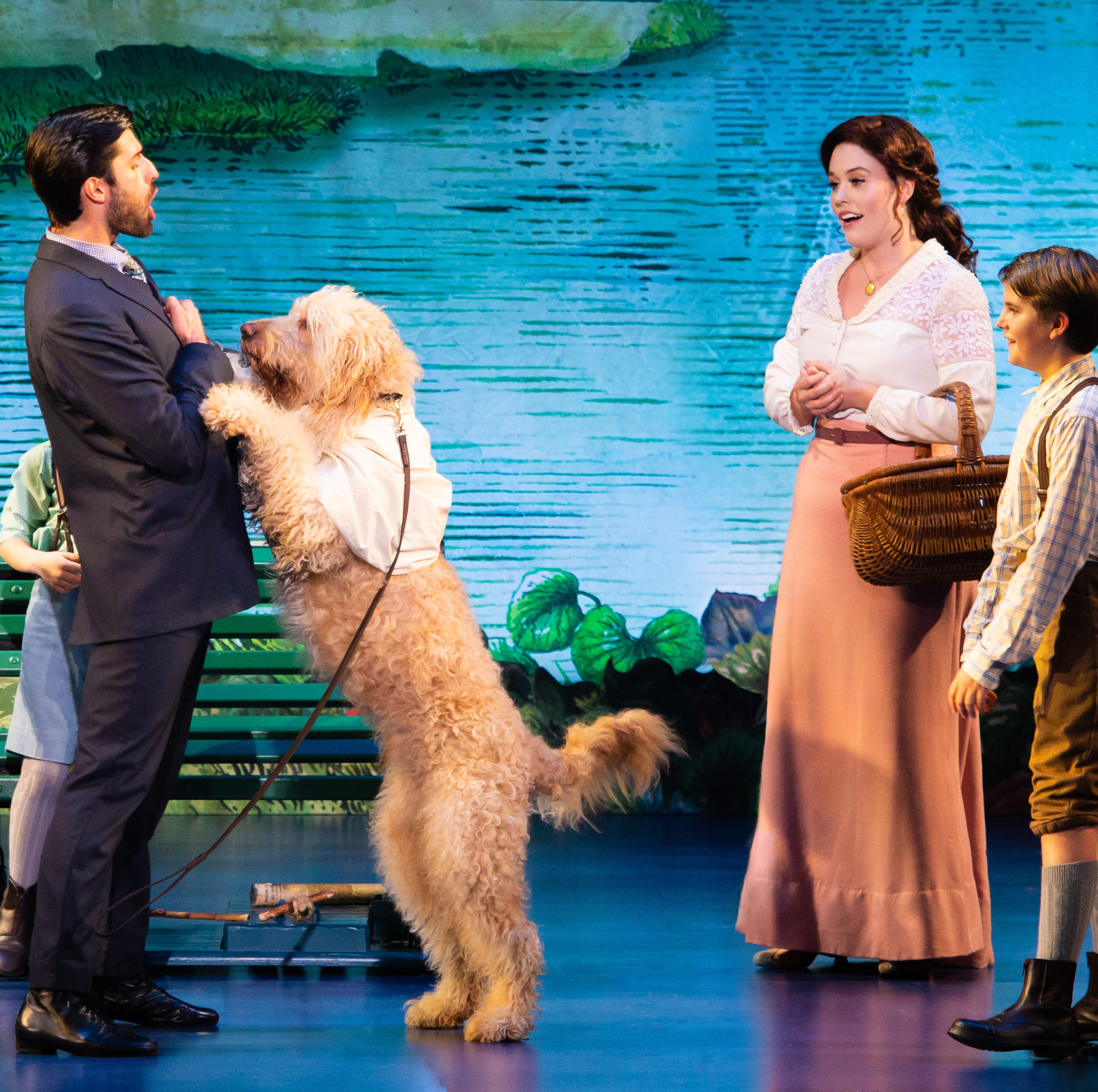 Manitowoc events: See Two Rivers native Ethan Stokes in 'Finding Neverland' at Weidner
