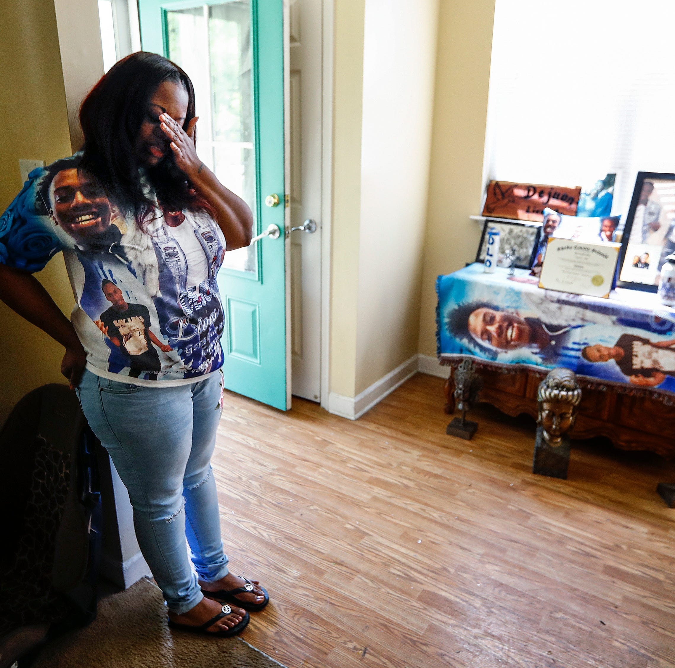 Talisha Brooks hopeful a year after 18-year-old son was killed in drive-by shooting