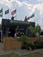 For 26 years, Barbecue Republic has been competing in the Memphis in May World Championship Barbecue Cooking Contest.