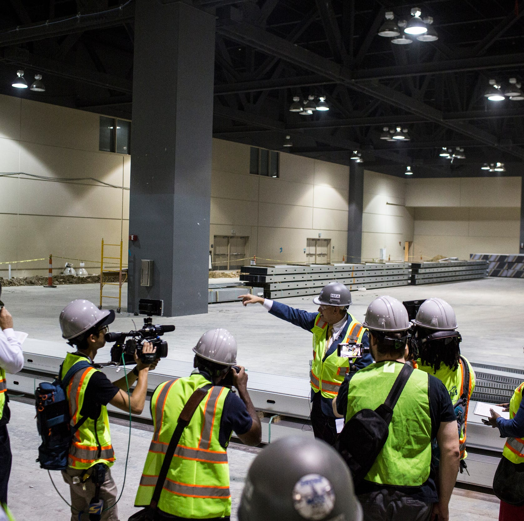 Here's a sneak peek of the Memphis Convention Center renovation set to finish in 2020