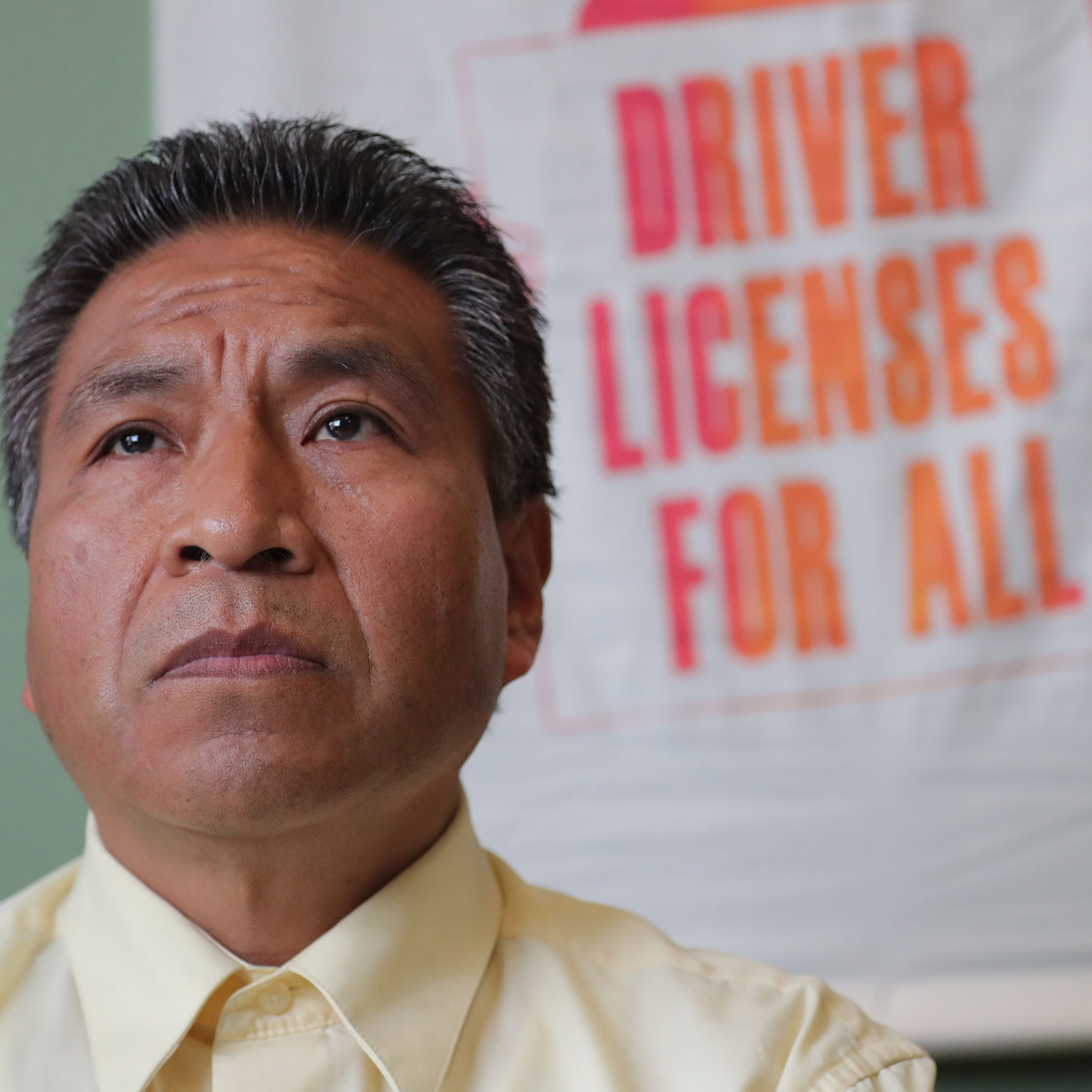 A Wisconsin grandfather picked up for driving without a license fears deportation to Mexico