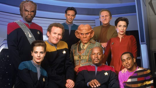 "TV's ""Star Trek: Deep Space Nine"" is the focus of a new documentary, ""What We Leave Behind."""