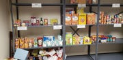 A grant from the Elm Grove Junior Guild has helped Alverno College, a private women's college in Milwaukee, launch a food pantry.