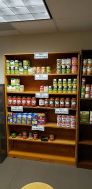 A grant from the Elm Grove Junior Guild has helped a private women's college in Milwaukee to launch a food pantry on its campus. Alverno College is hoping to stock the shelves with non-perishable food, hygiene products and reusable bags for students.