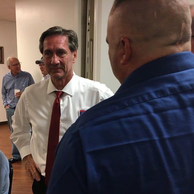 GOP mayoral race: Ridenour wins