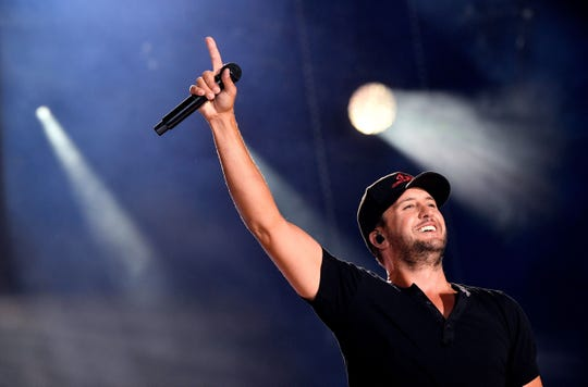 Luke Bryan's name is missing from the list of 2019 CMA Entertainer of the Year nominees.