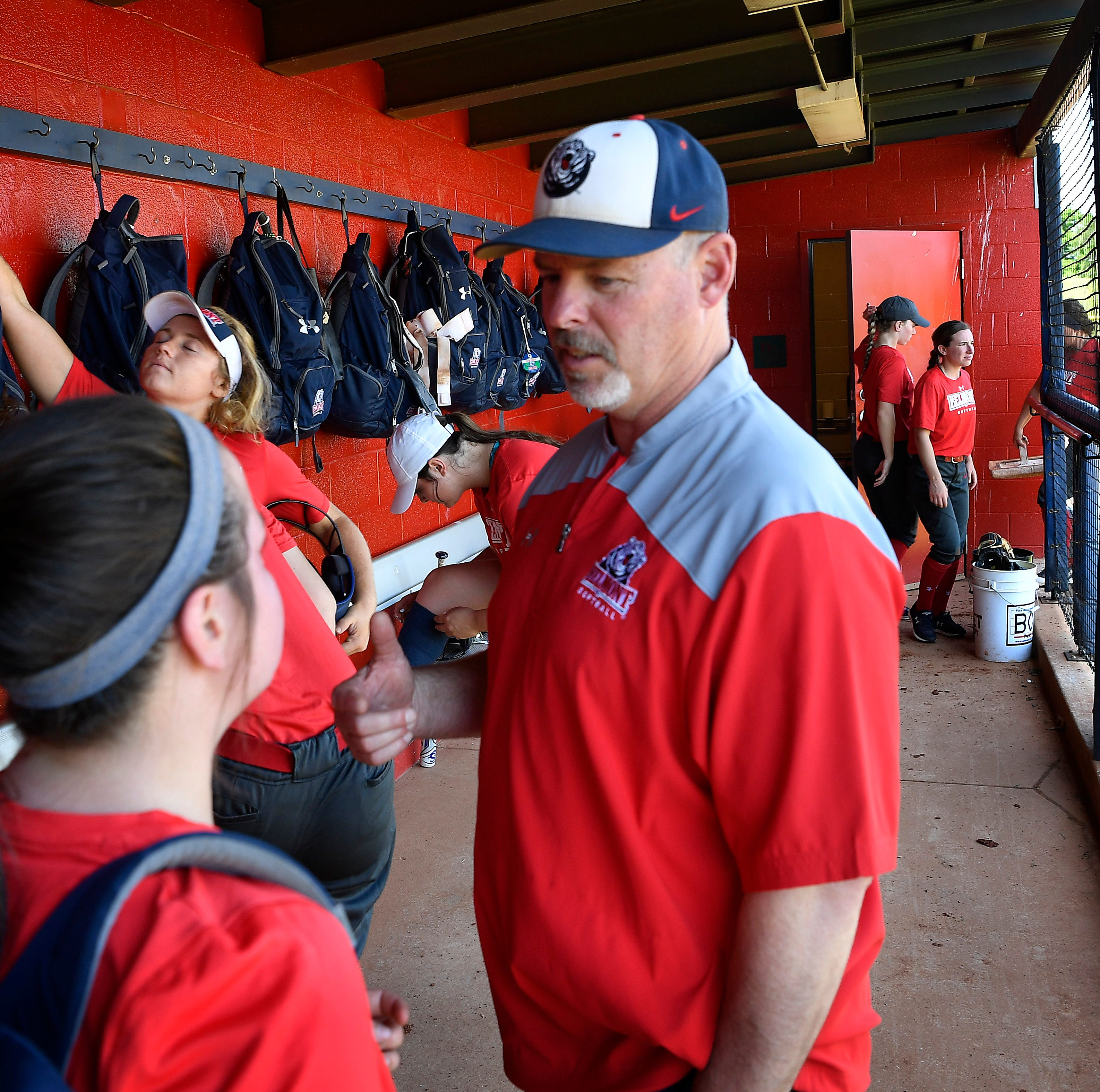 How a Green Beret became a college softball coach