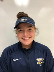 Caroline Figueroa, Naples softball