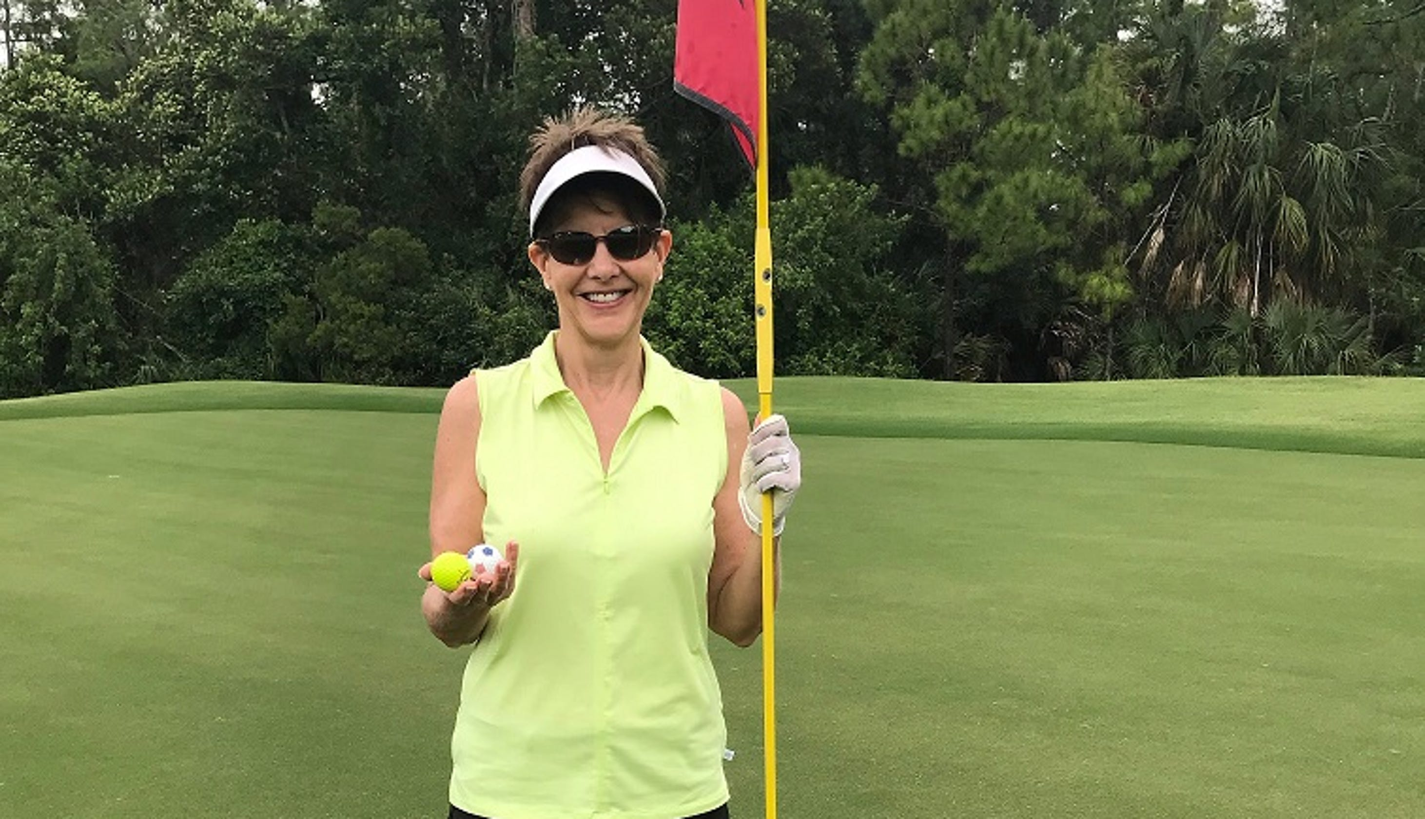 Naples Woman Makes Two Aces In Four-hole Span