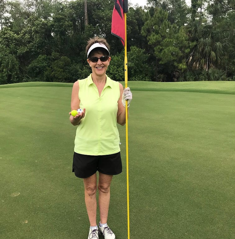 Southwest Florida golf column: Naples woman makes two aces in four-hole span