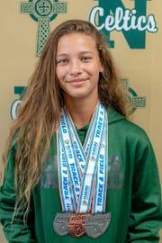 Leah Martin-Gonzalez, St. John Neumann