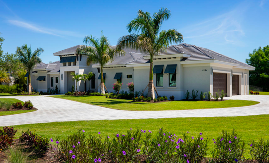 St. Kitts model at Quail West Golf & Country Club is available for viewing for a limited time.