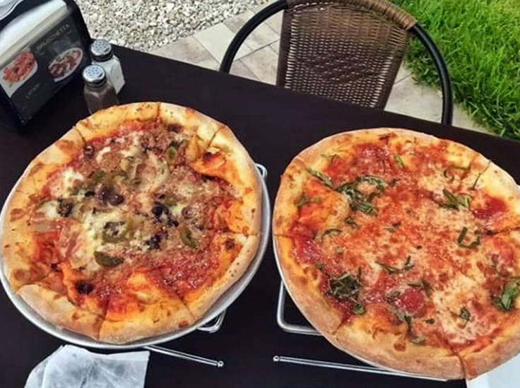 The new Sicilia restaurant on Bayshore Drive in East Naples has 15 specialty pizzas and other Italian favorites.